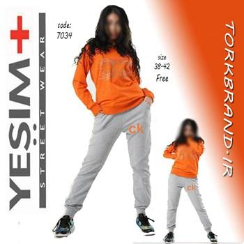 تصویر  بلوز شلوار زنانه  YEŞIM  مدل 7034